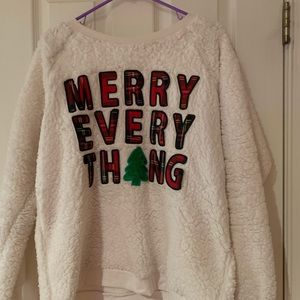 """""""Ugly"""" Christmas sweater - Merry Everything"""